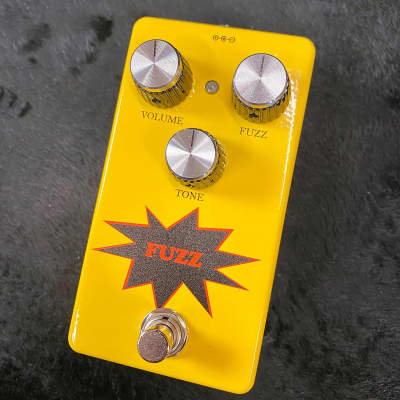 DPE - Sola Sound Tone Bender Yellow Hybrid Clone for sale