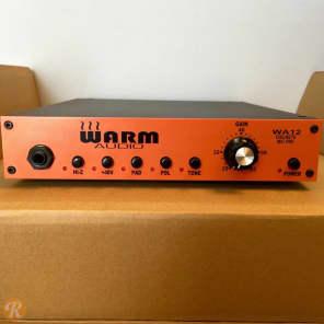 Warm Audio WA12 Discrete Mic Pre