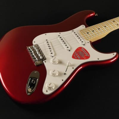 Fender American Special Stratocaster - Maple Fingerboard - Candy Apple Red 6235 for sale