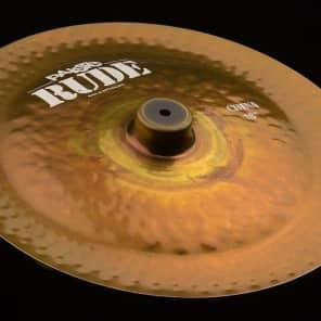 """Paiste 18"""" RUDE China Cymbal"""
