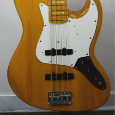 Fender Jazz Bass 75' RI 1994 Ash natural japan import for sale