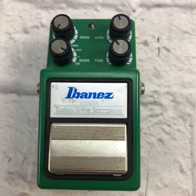 Ibanez TS9DX Tubescreamer Overdrive pedal