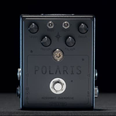 Spaceman Polaris Resonant Overdrive, Black On Black