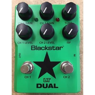 Blackstar LT-DUAL Distortion Pedal B-Stock for sale