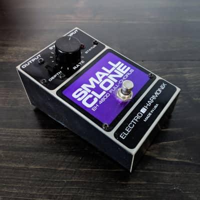 Electro-Harmonix Small Clone Full Chorus Pedal