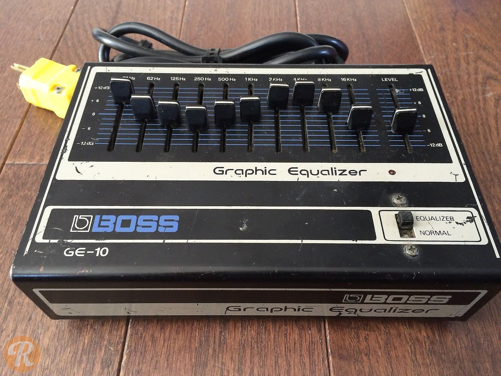 10 Band Graphic Equalizer Kit