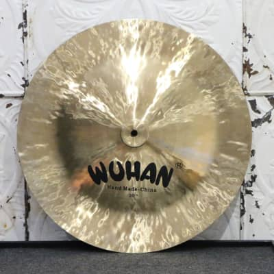 Used Wuhan 20in Chinese Cymbal  (1552g)