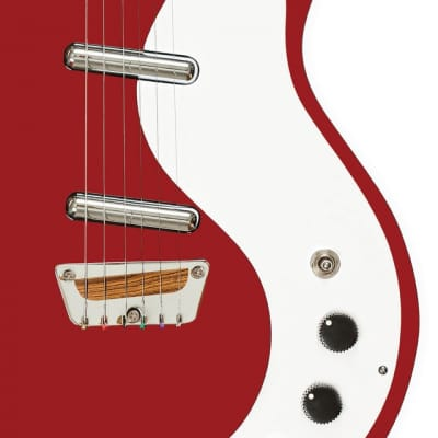 DANELECTRO THE 'STOCK '59' ELECTRIC GUITAR ~ VINTAGE RED for sale