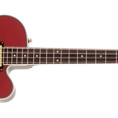 Epiphone Allen Woody Rumblekat Bass - Wine Red for sale