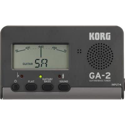 Korg GA-2 Compact Tuner