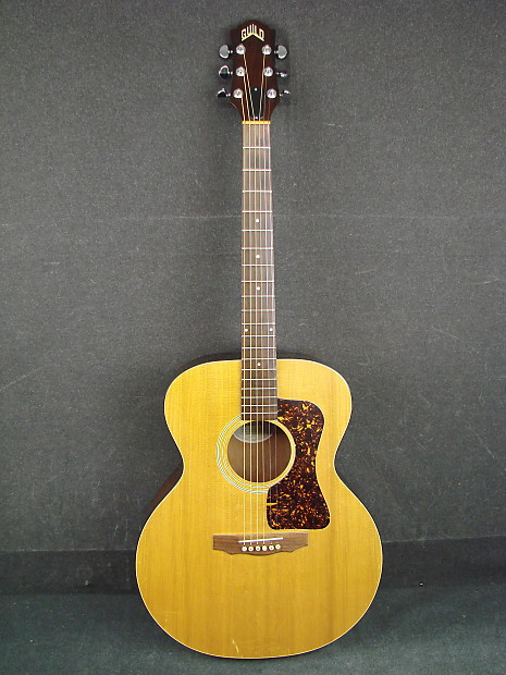 guild f25 nt acoustic guitar w hardshell case made in usa reverb. Black Bedroom Furniture Sets. Home Design Ideas