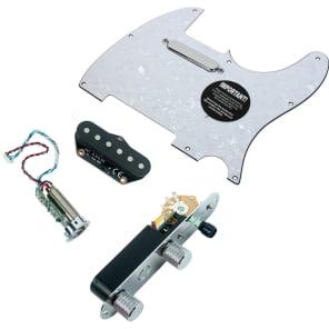 920D Custom Shop 100-14-38-21 Fishman Fluence Greg Koch Gristle-Tone Loaded Tele Pickguard