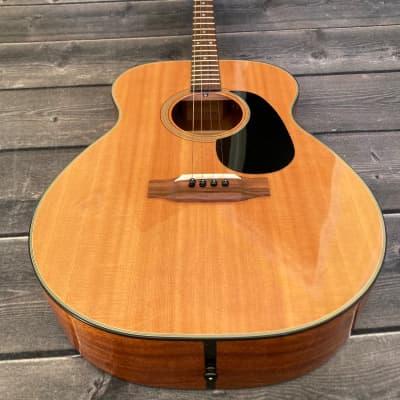 Blueridge BR-40T Contemporary Series Tenor Acoustic Guitar Natural