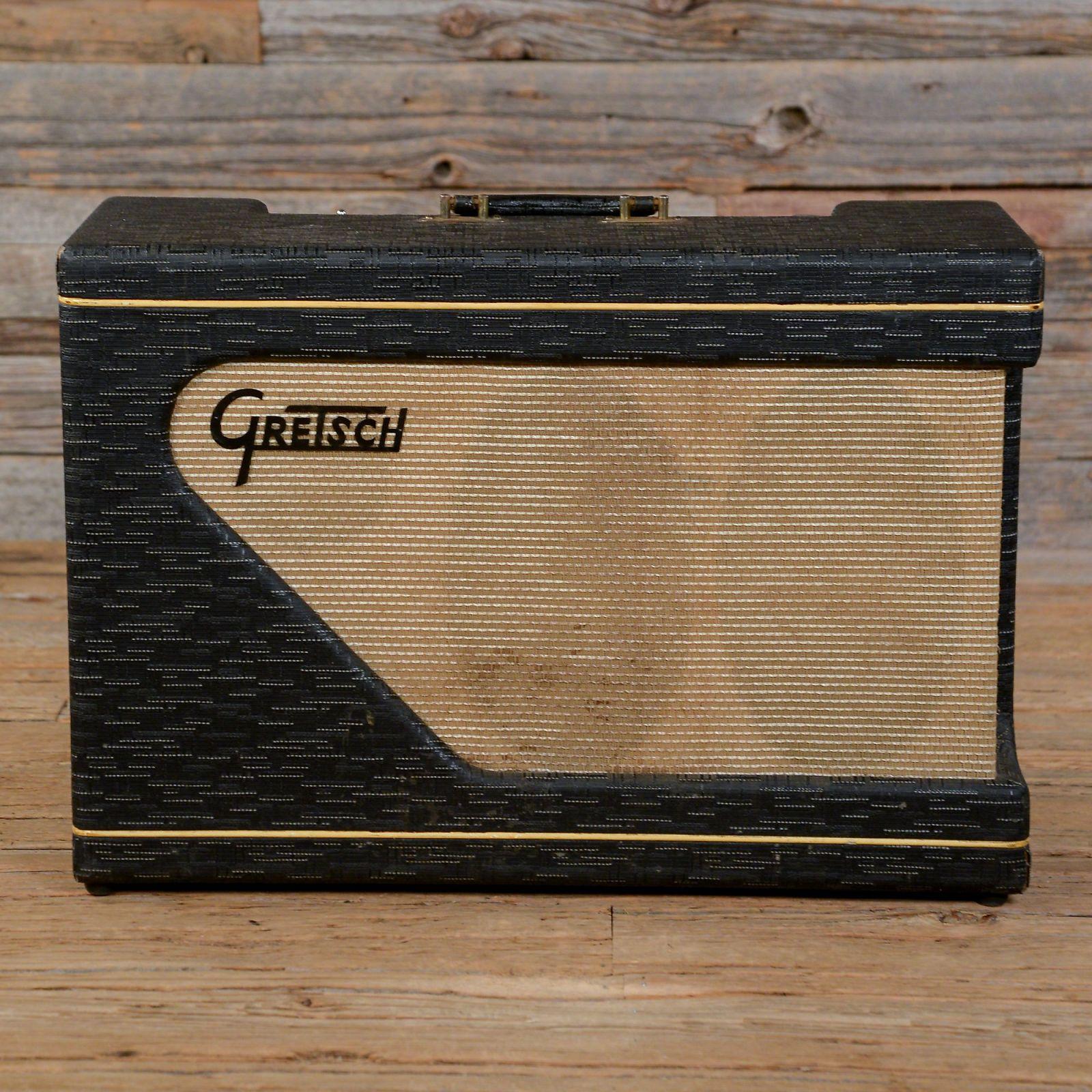 Gretsch 6161 Electromatic Twin Amp 1961