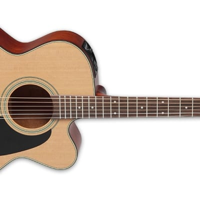 Takamine P1JC Pro Series 1 Cutaway Acoustic Electric Guitar in Satin Finish for sale