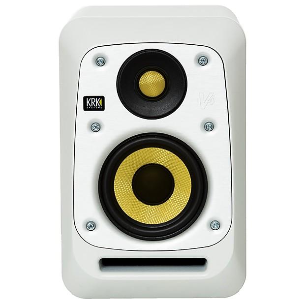 krk v4 s4 wn 4 powered studio producer mixing mastering reverb. Black Bedroom Furniture Sets. Home Design Ideas