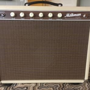 "Milkman Pedal Steel Mini 40-Watt 1x12"" Guitar Combo with Jupiter Alnico Speaker"