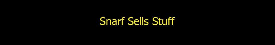 Snarf Sells Stuff