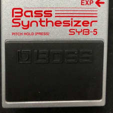 Boss SYB-5 Bass Synthesizer Authorized Dealer!!