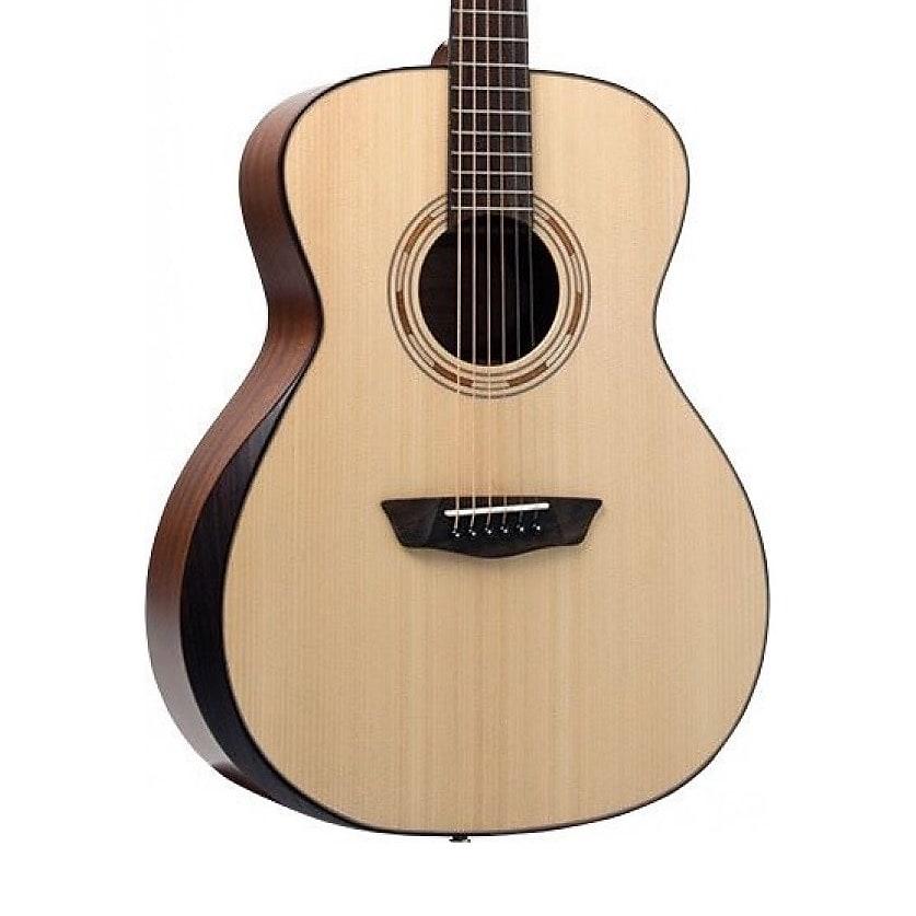 Washburn Comfort G10S Solid Sitka Spruce / Mahogany Grand Auditorium Acoustic G