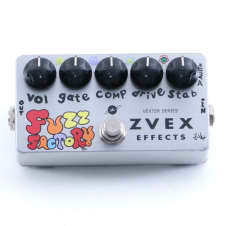ZVEX Fuzz Factory Guitar Effects Pedal P-05327