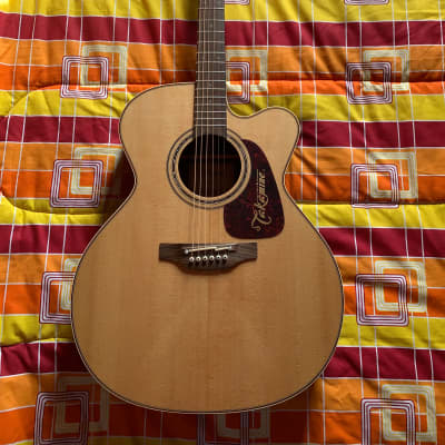 Takamine P5JC Electroacoustic Natural Gloss
