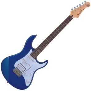 Yamaha PAC012 Pacifica Series HSS Electric Guitar Dark Blue Metallic