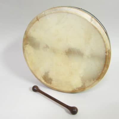 "14"" Bodhran Drum - Mulberry Wood"