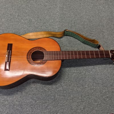 Hy Lo Japanese Classical Guitar w/ Hard Case for sale