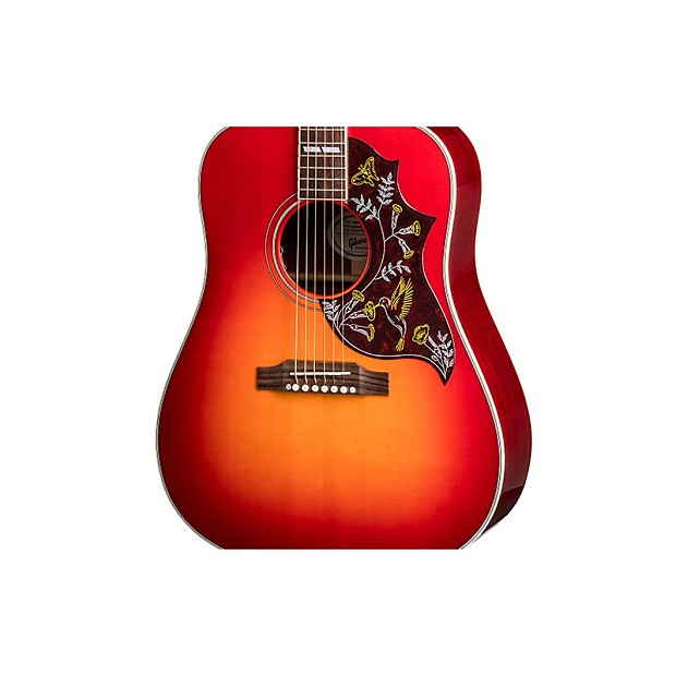 Guitarra Acustica GIBSON Hummingbird 2018 Heritage Burst  c4c55a5cfdc