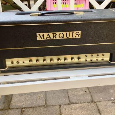 Marquis  Super PA plexi 100 watt marshall clone 60's vintage 60's