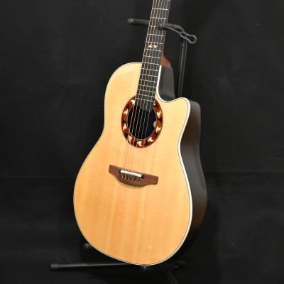 Ovation Folklore 6774 Wide-Neck Acoustic-Electric Guitar for sale