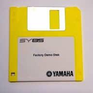Yamaha SY85 Factory Demo Disk