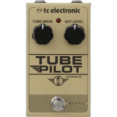 TC Electronic Tube Pilot Overdrive with 12AX7 tube for sale