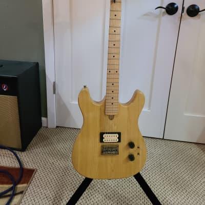 Conn CSE-7  1979 Natural Japanese Lawsuit Era Electric Guitar for sale