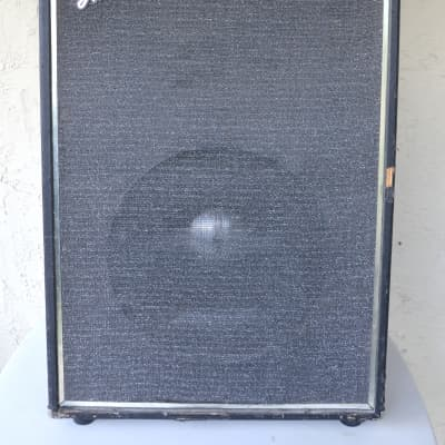 Bass Amp All Tube Alamo Paragon  15