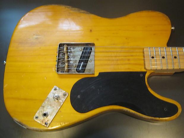 Partscaster   Fender Style   Esquire