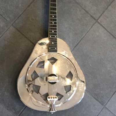 National National Style 1 Mandolin 1928/ish German Silver for sale