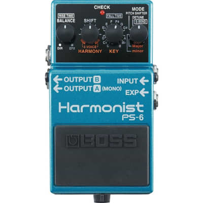 Boss PS-6 Harmonist for sale