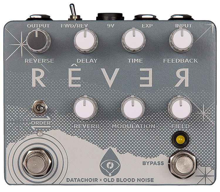 Old Blood Noise Endeavors Rever Reverse Delay Reverb