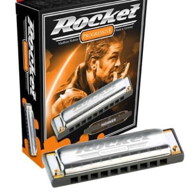 Hohner Rocket Harp Harmonica - Key of A
