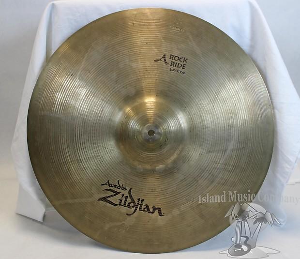 zildjian a 20 rock ride cymbal island music company reverb. Black Bedroom Furniture Sets. Home Design Ideas