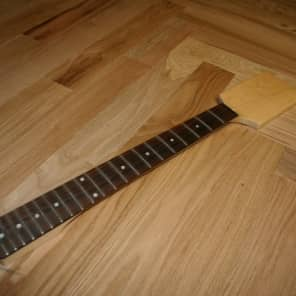 Saga Paddle headstock replacement Fender neck rswd for sale