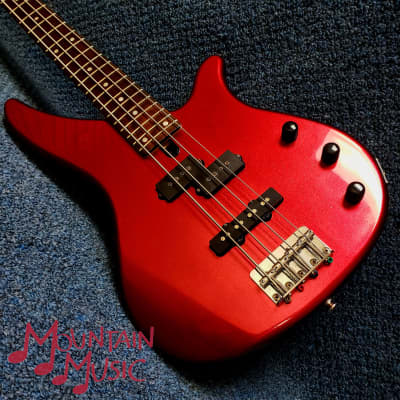 Yamaha RBX-170 Red Electric Bass Guitar for sale