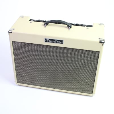 Used Roland Blues Cube Stage 60W 1X12 Guitar Combo Amp