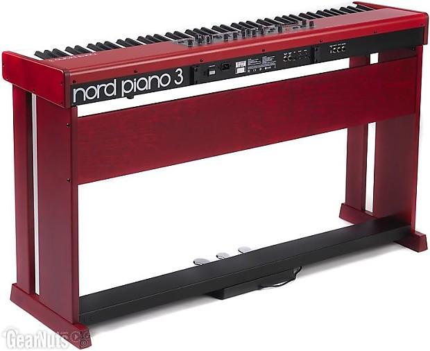 nord wood keyboard stand reverb. Black Bedroom Furniture Sets. Home Design Ideas