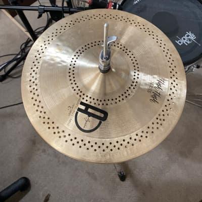 """Agean Cymbals Hush Hush 14"""" Hi Hats"""