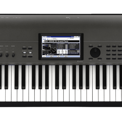 Korg Krome EX 88-key Music Workstation Keyboard KROME88EX