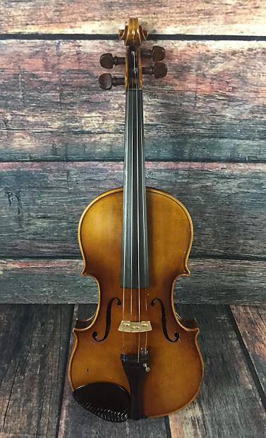 Dfretzschner Mittenwald Obb Antonius Stradivarius Model Violin E.r Orchestral