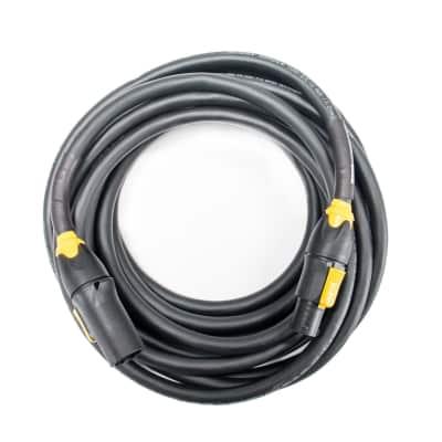 Elite Core PC12-TFTM-12 Neutrik Powercon True1 Extension cable, 12'